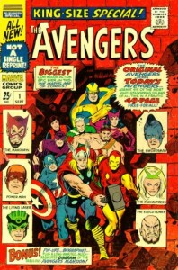 avengers special 1