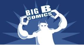 big b logo