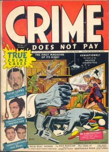 crime does not pay 22