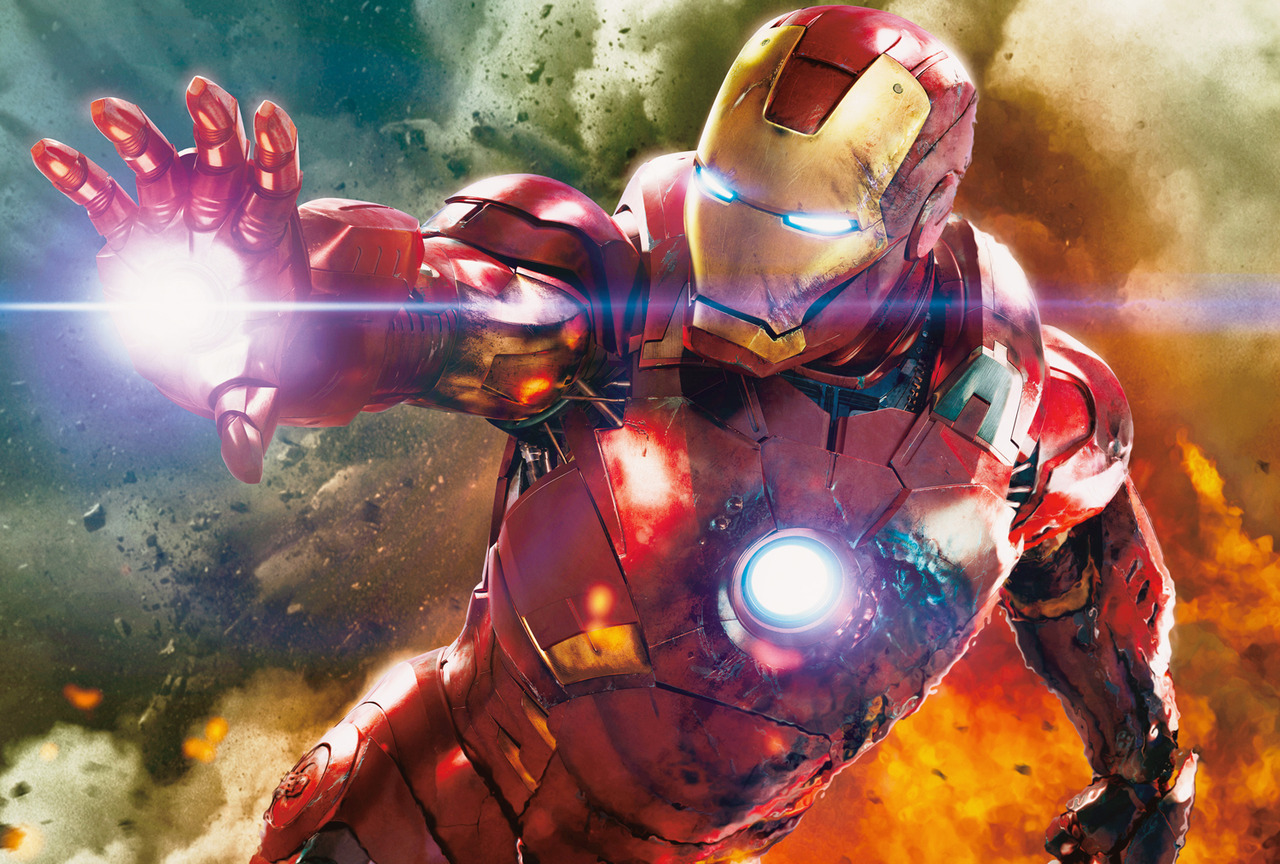 Downey Jr & Iron Man 3 Cast In London • Comic Book Daily
