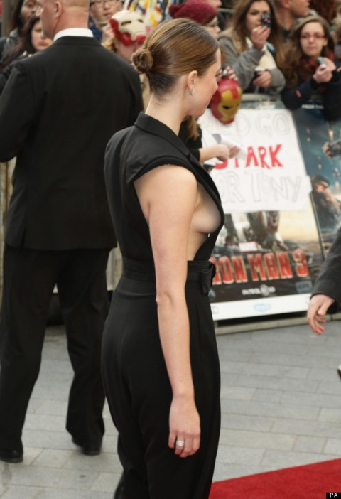 Iron Man 3 Premiere - London