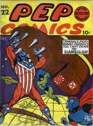pep comics 22