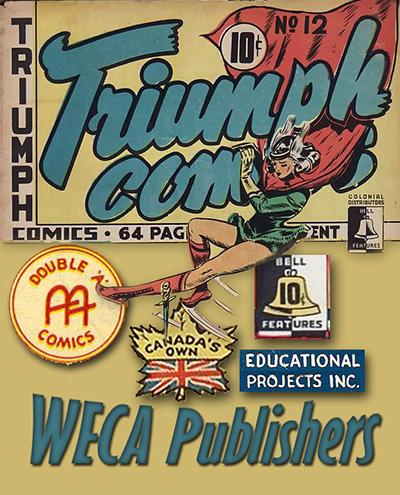 WECA Publishers