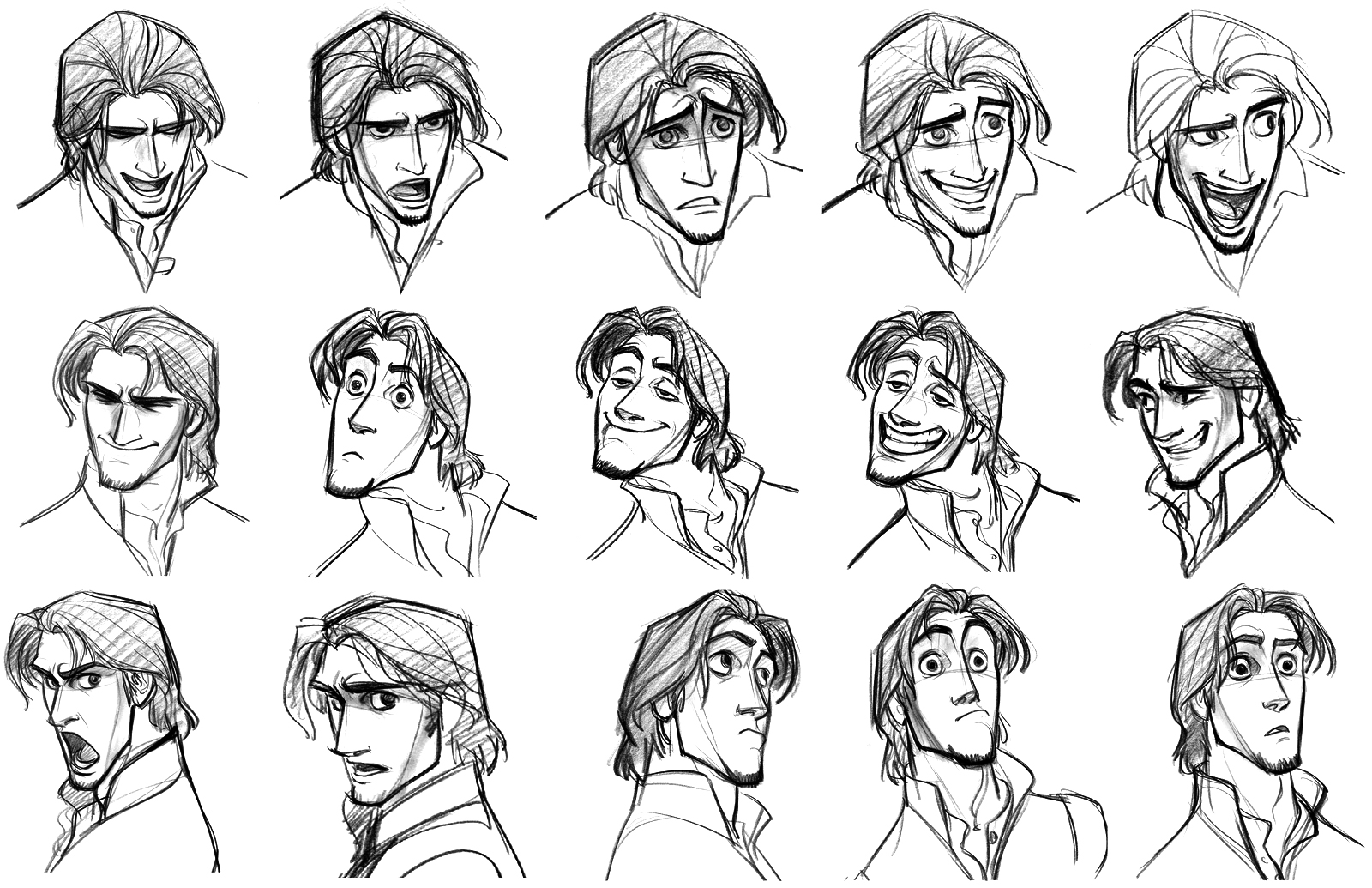Drawing Animation Character Design : Character design comic book daily