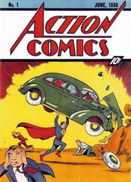 The real story behind Action Comics #1 cover
