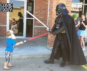 Darth Vader Free Comic Book Day