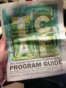 TCAF 2013 Program Guide