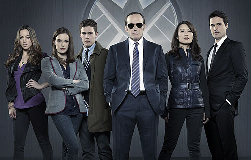 Agents Of S.H.I.E.L.D. Trailer