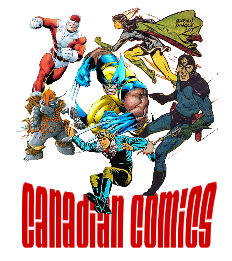 What is a Canadian comic?