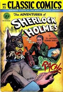 classic comics 33