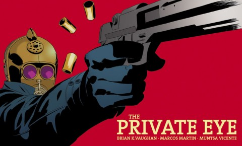 The Private Eye issue 2 teaser