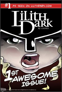 2012-01-25-Lilith-Dark-Issue-One