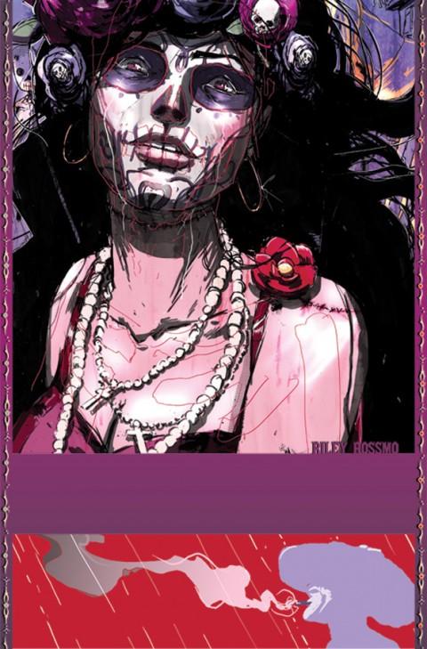 Dia de los Muertos #2 cover