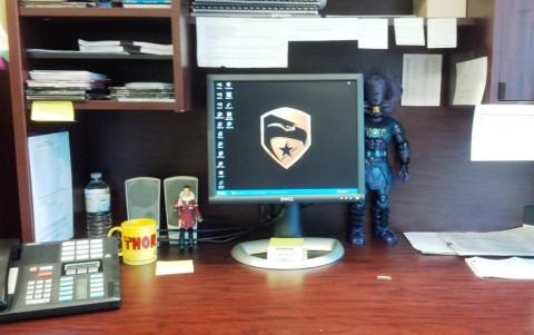 Geek Stuff in the Office
