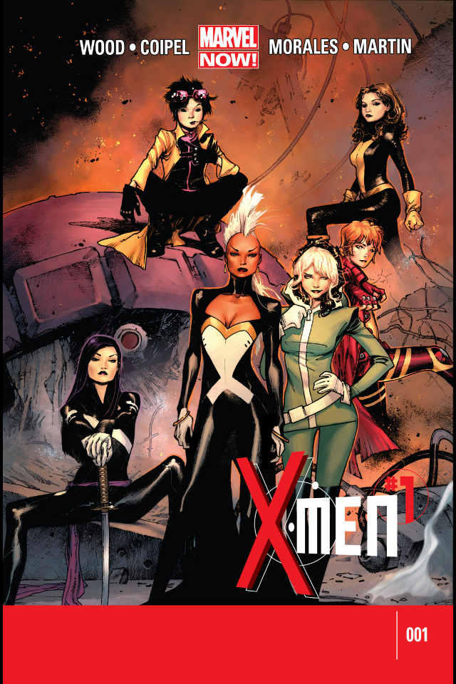 X-Men #1 In Review