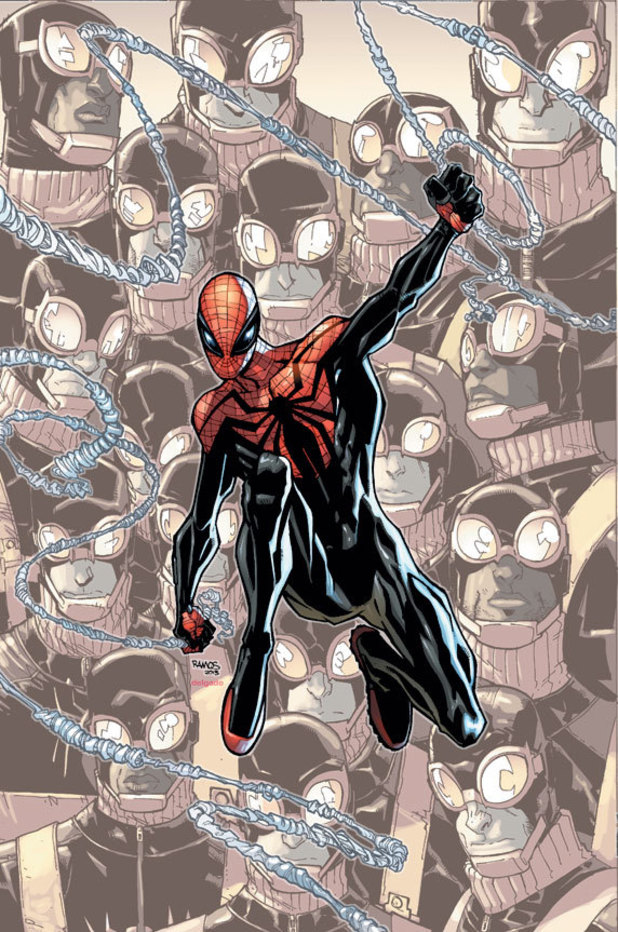 People are still very angry about Superior Spider-Man