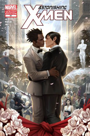 Pride – Same-Sex Comics and Characters