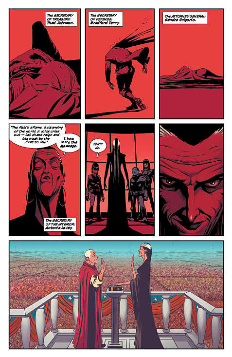 East of West #2 page 6