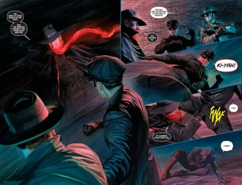Masks issue 1 page 2