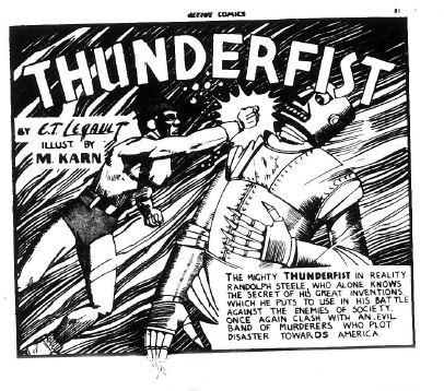 From Active Comics No. 3