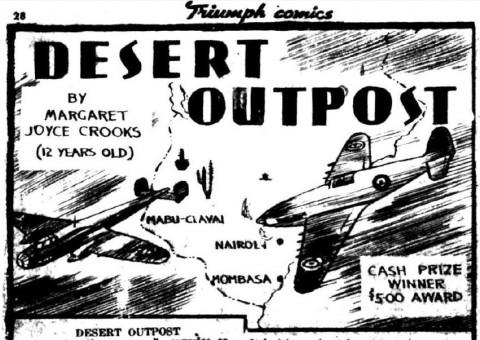 From Triumph Comics No. 10