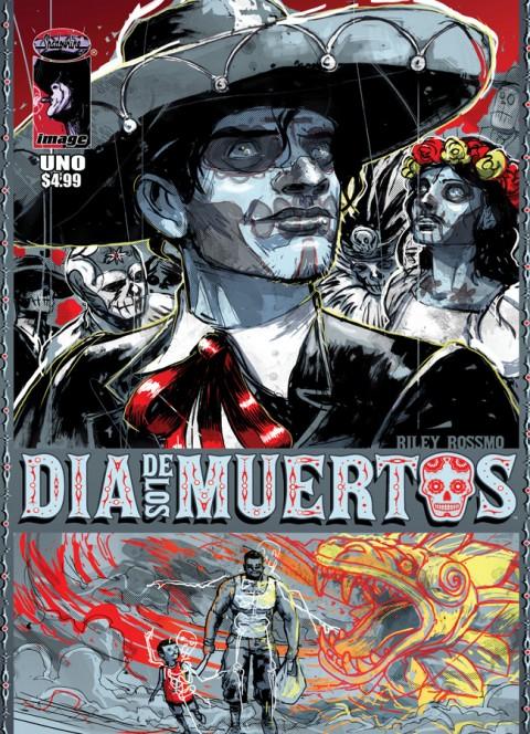 Dia de los Muertos #1 cover