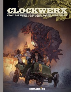 Clockwerx cover