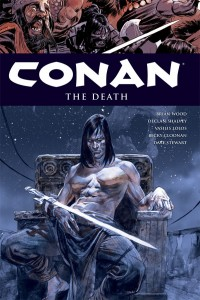 Conan Vol 14: The Death cover