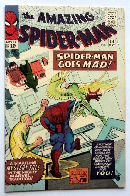Keeping The Comics Market Sane