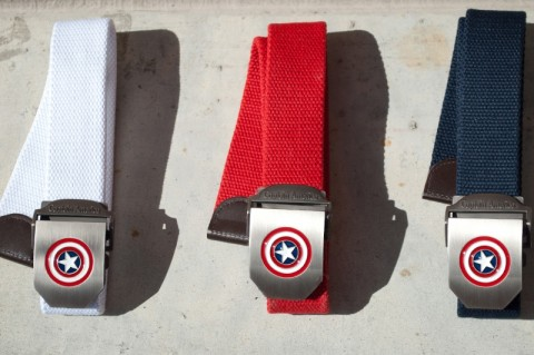 Titan's Treasure Captain America Belts