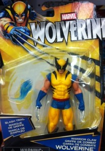 Wolverine movie figure