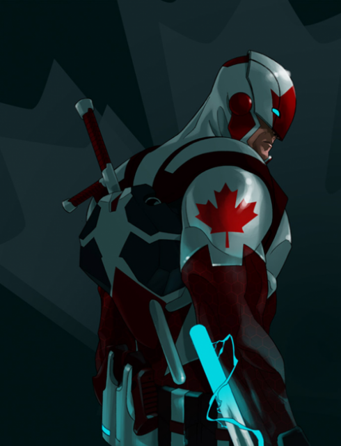 Captain Canuck Webisode 1
