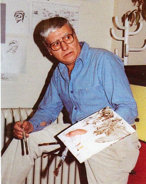 Jack Tremblay 1989