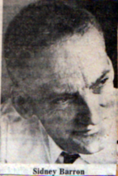 Sid Barron