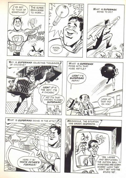 From Kosher Comics