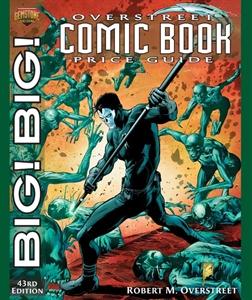 Overstreet Comic Book Price Guide #43