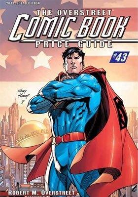 overstreet 43 superman
