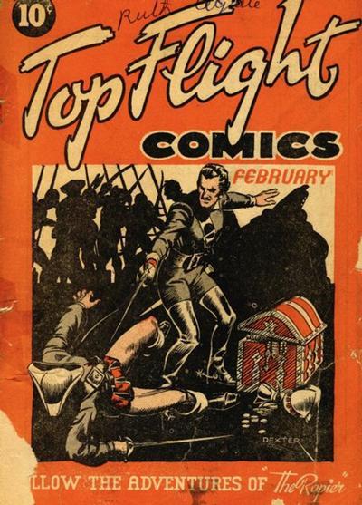 Top Flight Comics No. 1