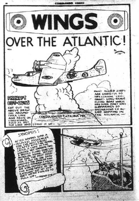 From Commando Comics No. 3