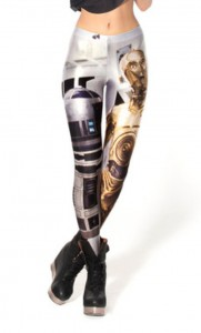 Black Milk Star Wars Themed Tights