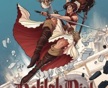Review | Delilah Dirk and the Turkish Lieutenant