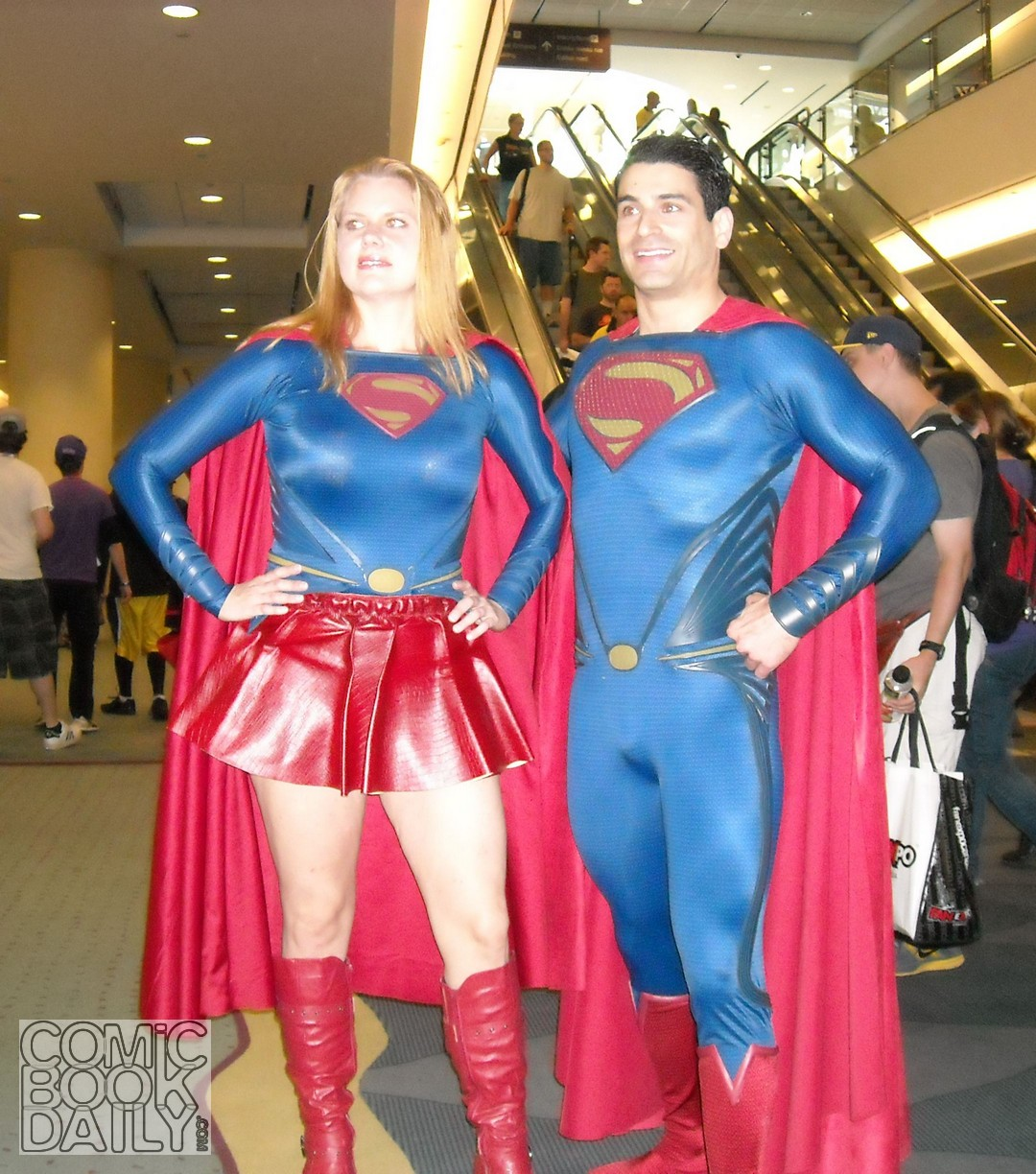 Supergirl Cosplay Flickr: Road To The Masquerade - Thursday • Comic
