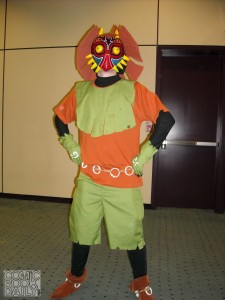 Skull Kid - The Legend of Zelda: Majora's Mask