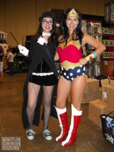 Zatanna and Wonder Woman