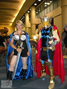 Valkyrie and Beta Ray Bill