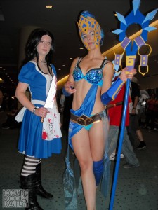 Alice and Frost Queen Janna Sale