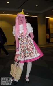 Princess Bubblegum - Adventure Time