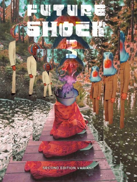 FUTURE SHOCK 3 & 4 Edited by Josh Burggraf