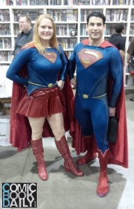 Fan Expo Superman & Supergirl