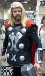 Fan Expo Thor Cosplay